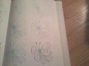 draw b