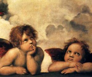 Raphael art