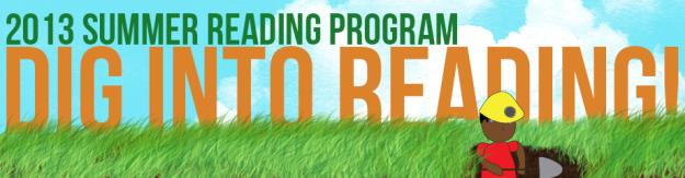 2013 Summer Reading Main