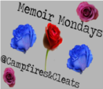 memoir monday button
