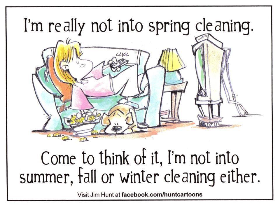Homeschooling Humor – Spring Cleaning Edition | Still ...