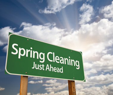 spring-cleaning-road-sign