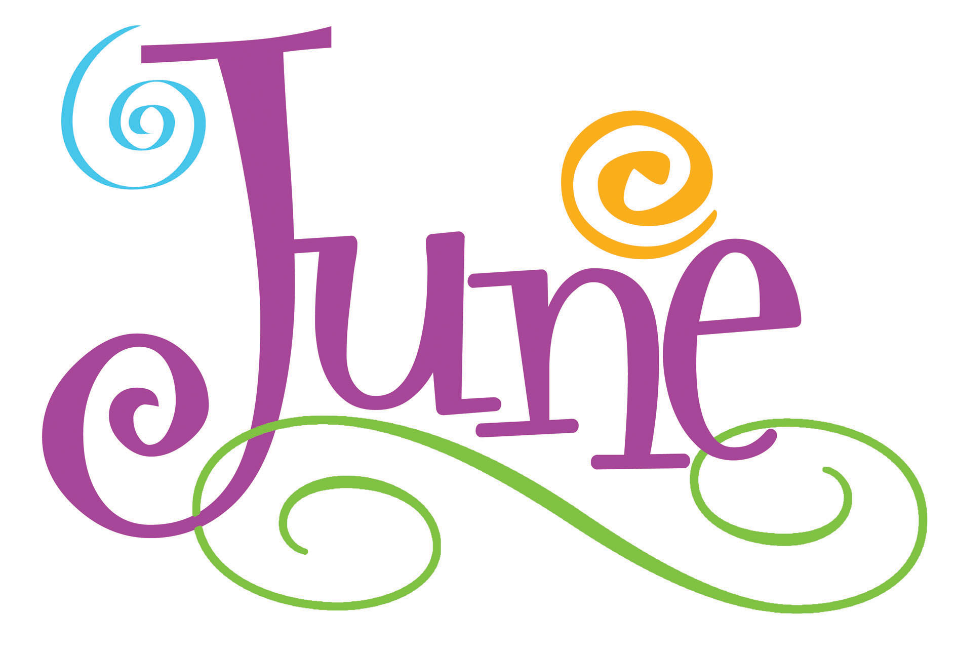 June Food Themes | Still Learning Something New