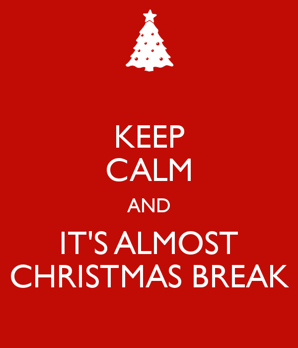 christmas break If you need to request to stay past december 14th or are changing rooms, you  must fill out the stay late at winter break request no later than monday,.