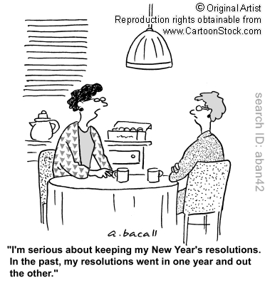 Homeschool Humor – New Year\'s Resolutions | Still Learning Something New