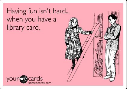 library-fun