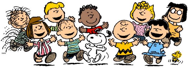 peanuts-gang