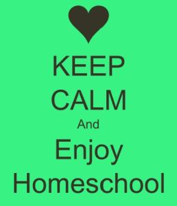 keep-calm-and-enjoy-homeschool-green