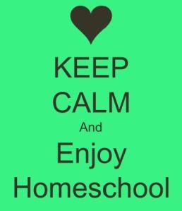 keep-calm-and-enjoy-homeschool-green